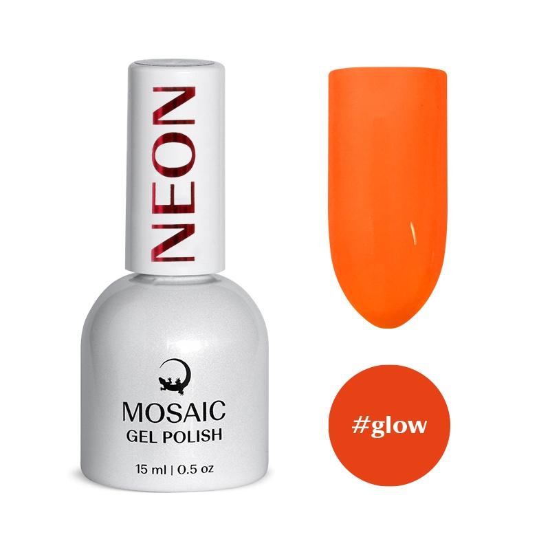 Glow geellakk 15 ml
