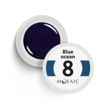8. Blue ocean