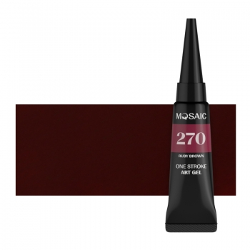Ruby brown art geel 5 ml