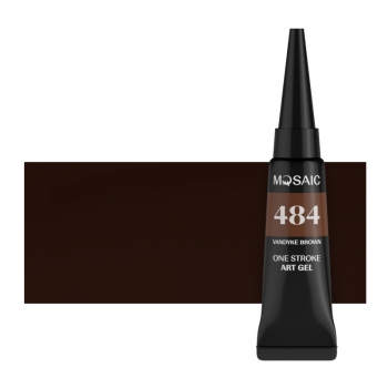 Vandyke brown арт гель 5 ml