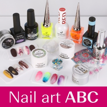 Nail art ABC koolitus -13.11