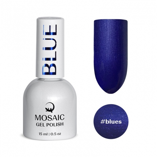 Blues gel polish 15 ml