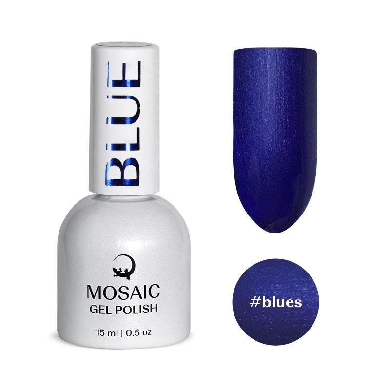 Blues gel polish 15 ml