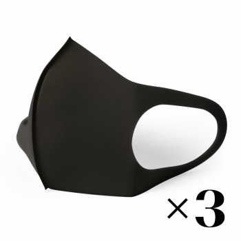 Reusable mask. Black x3