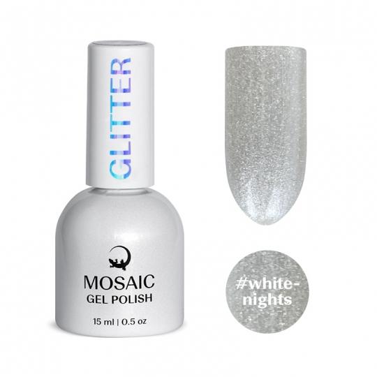 White nights geellakk 15 ml