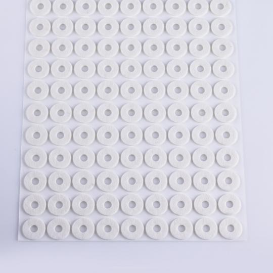 Round felt pad S size - 1 leht