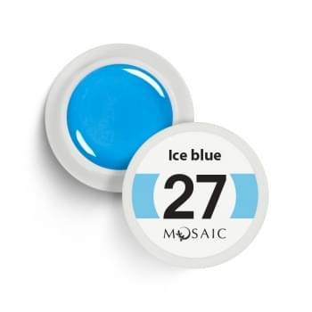 27. Ice blue