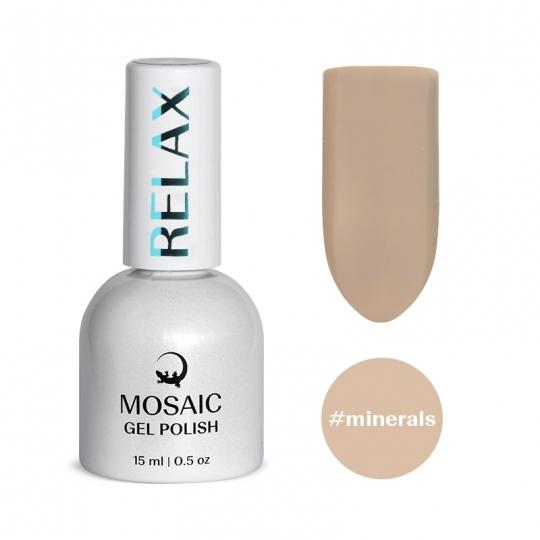 Minerals geellakk 15 ml