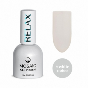 White noise gel polish 15 ml
