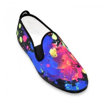 Footwear Mosaic Ink