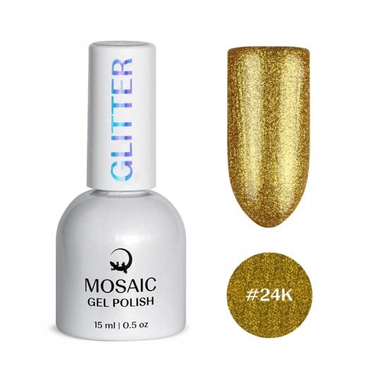 24K gel polish 15 ml