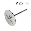 Педикюрный диск 25 мм
