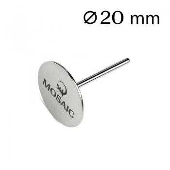 Pediküütiketas 20 mm