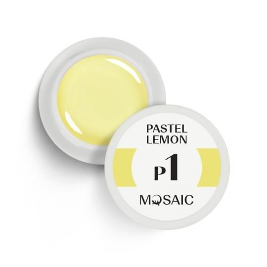 P1. Pastel Lemon