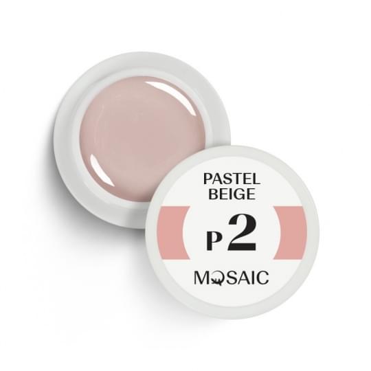 P2. Pastel beige