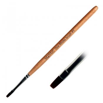 One stroke 1 brush
