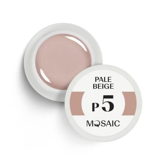 P5. Pale beige