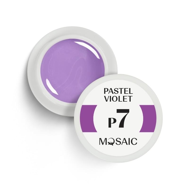P7. Pastel violet