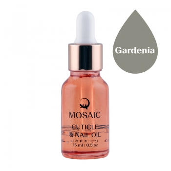 Gardenia cuticle oil