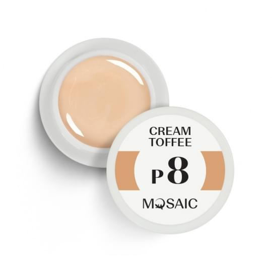 P8. Cream Toffee