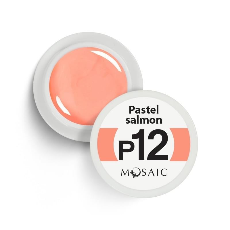 P12. Pastel Coral