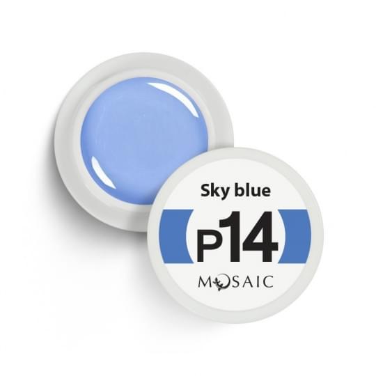 P14. Sky Blue