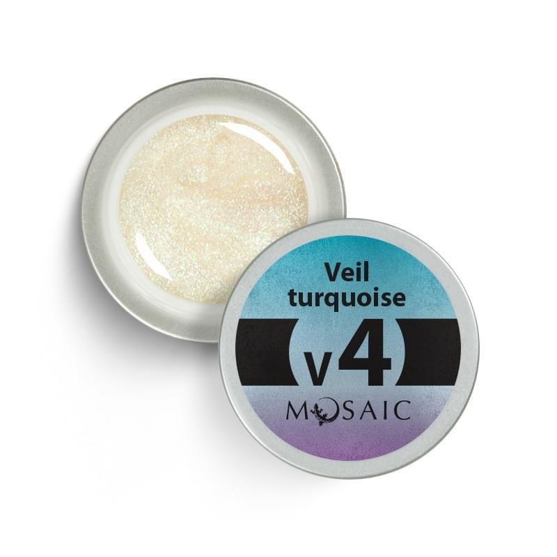 V4. Turquoise Veil