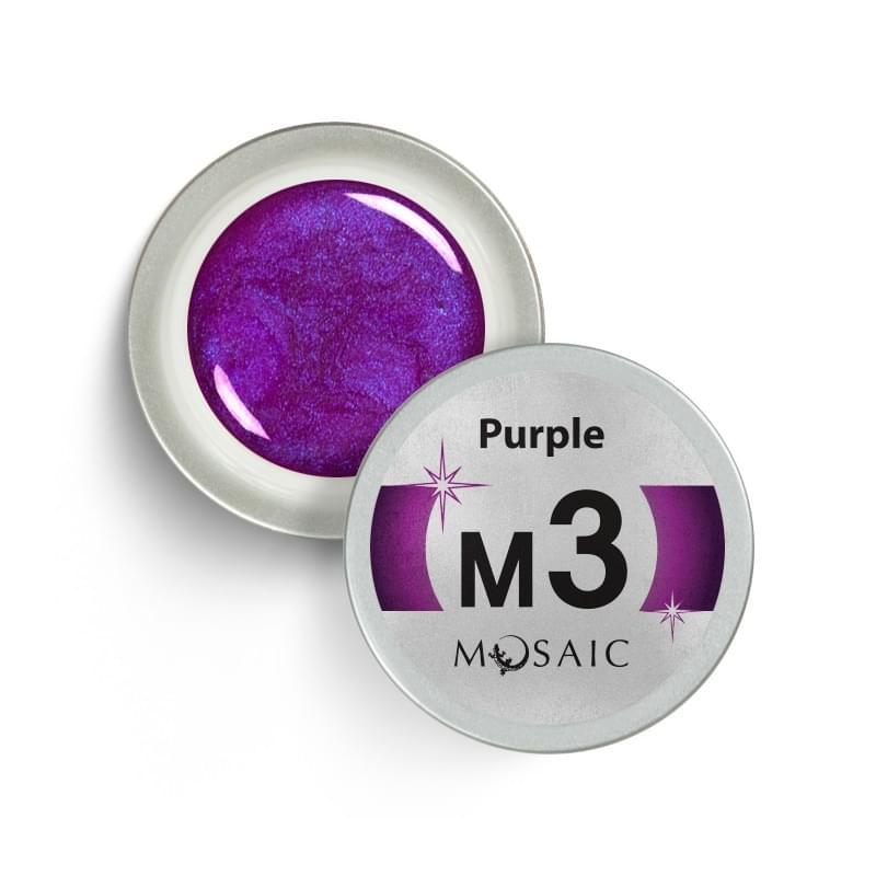 M3. Purple