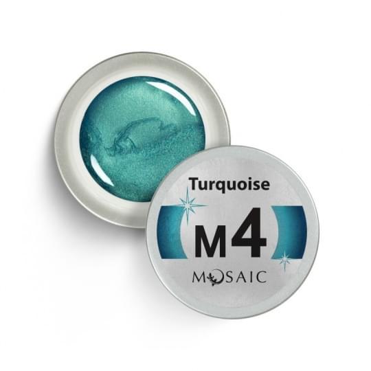M4. Turquoise