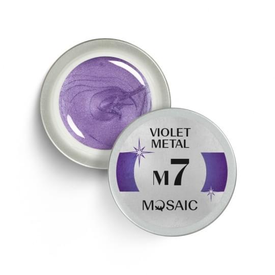 M7. Violet metal