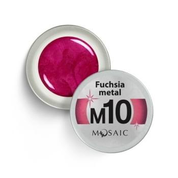 M10. Fuchsia metal