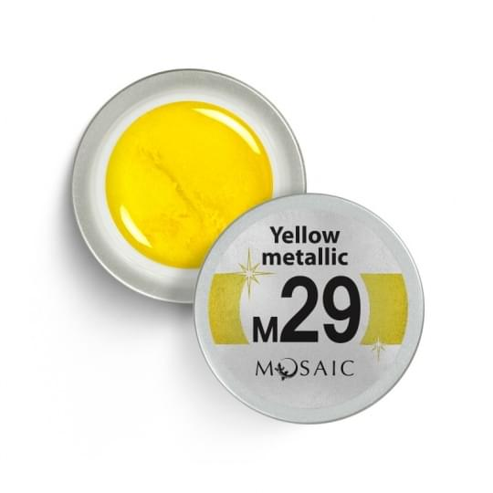 M29. Yellow Metallic