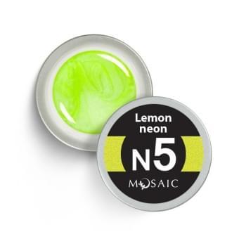 N5. Lemon neon