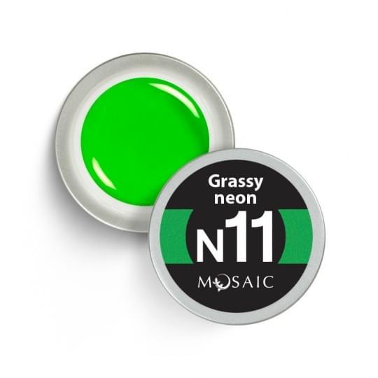 N11. Grassy neon