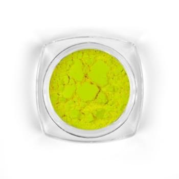 Желтый неон