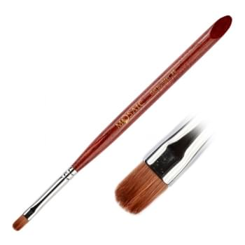 Gel builder brush nr.6