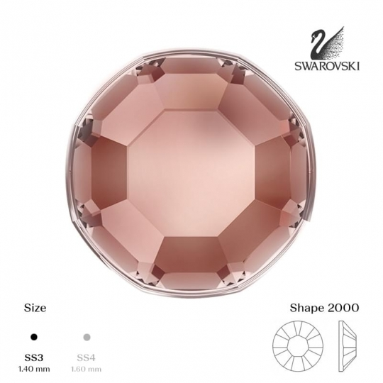 SS3 Rose Gold