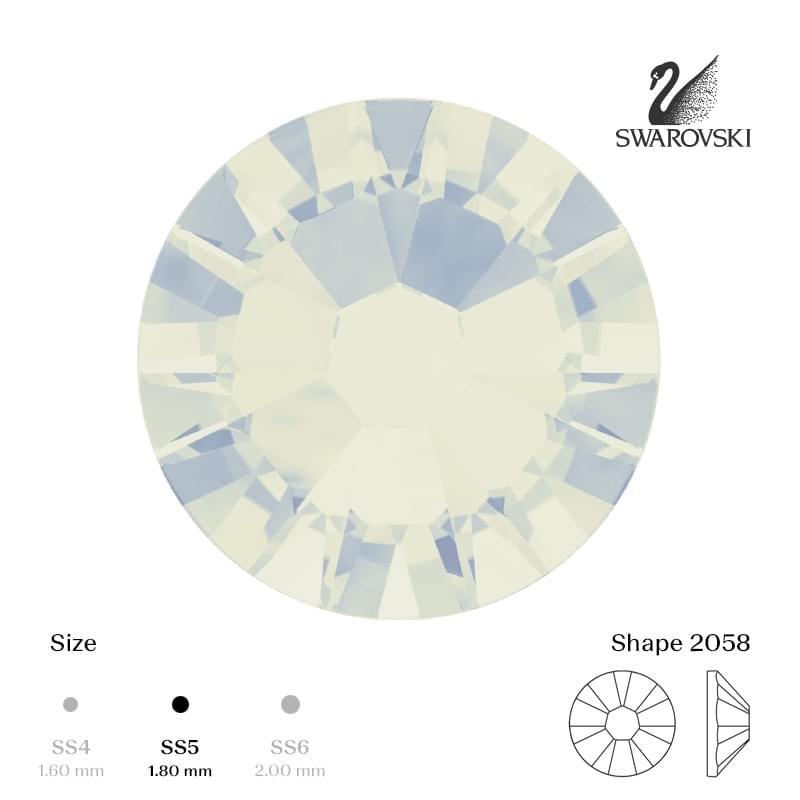 SS5 White Opal