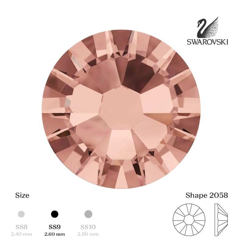 SS9 Rose Gold