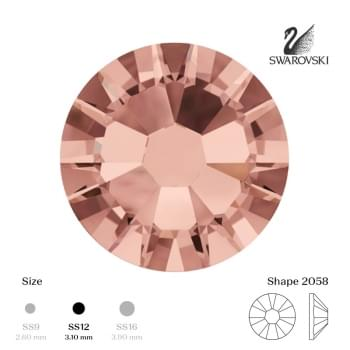 SS12 Rose gold