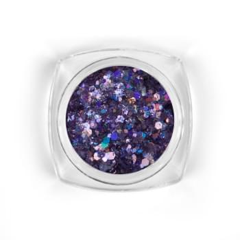 Violet holo mix