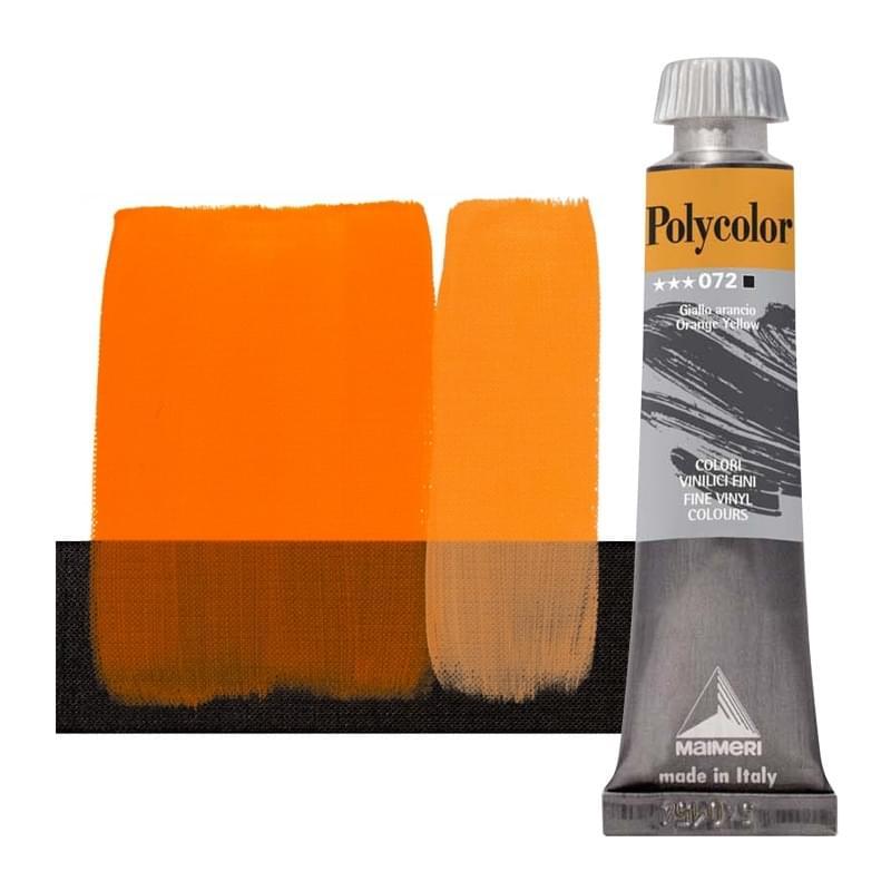nr.72 Желто-оранжевый
