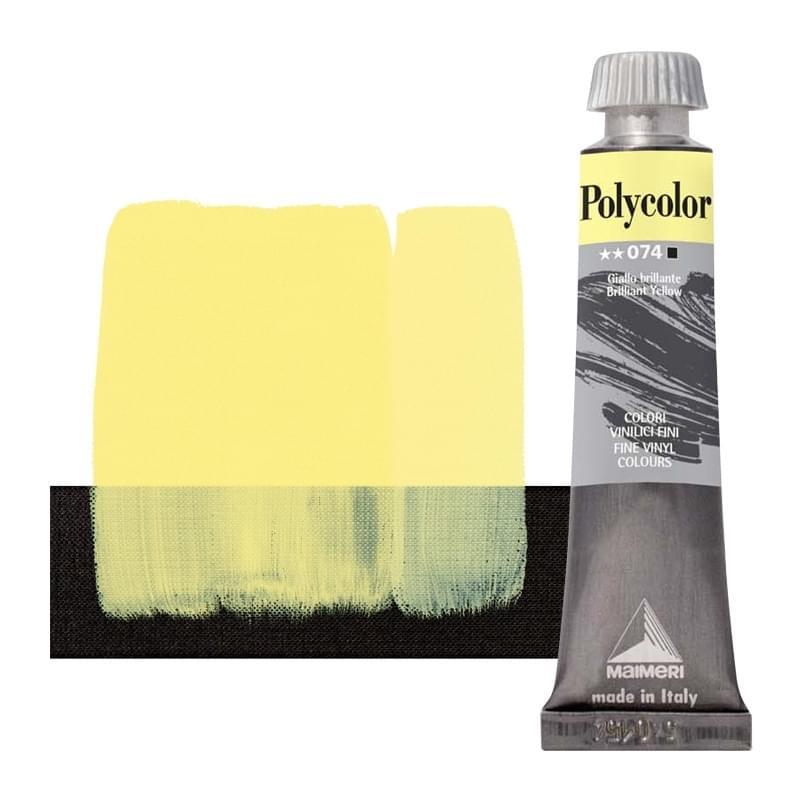 nr. 74 Brilliant yellow