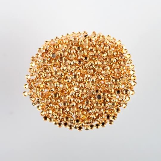 Half ball Gold