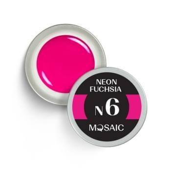 N6. Fuchsia neon