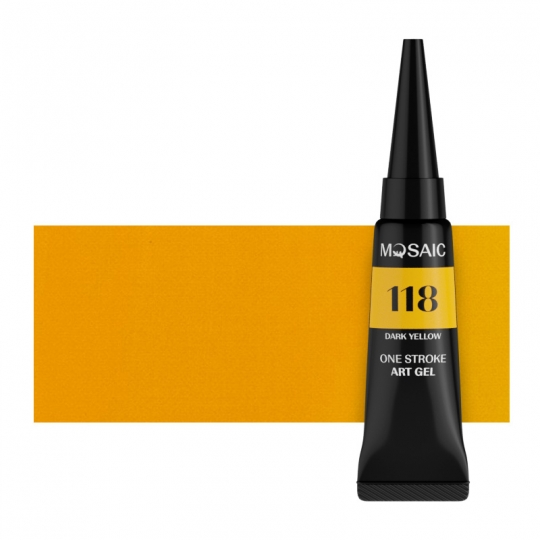 Dark yellow 5 ml