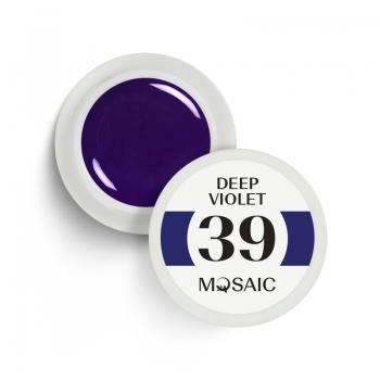 39. Deep violet