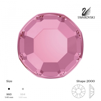 SS3 Light Rose
