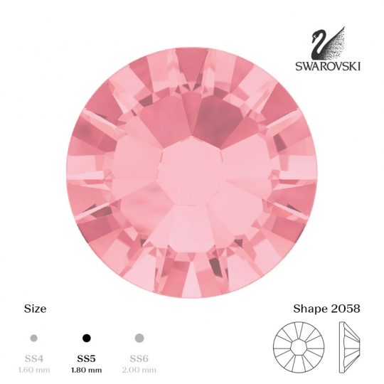 SS5 Light Rose