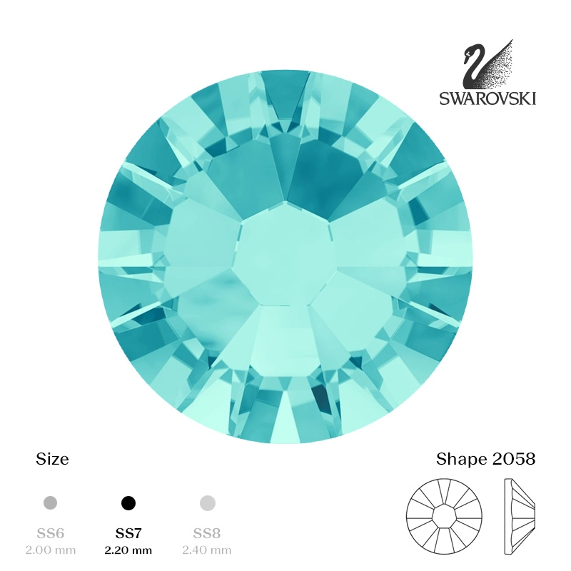 SS7 Light Turquoise